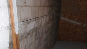Bowing Wall Repair with Carbon Fiber Wall Supports in PA