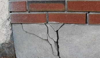 foundation damage repair, West chester OH