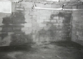 wet basement repair, Baldwin, PA