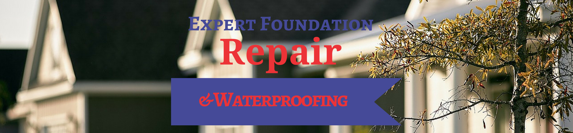 expert foundation repair and waterproofing
