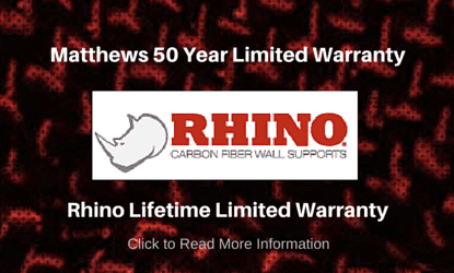 Rhino Carbon Fiber Foundation Repairs