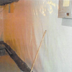 waterproofed basement in PA