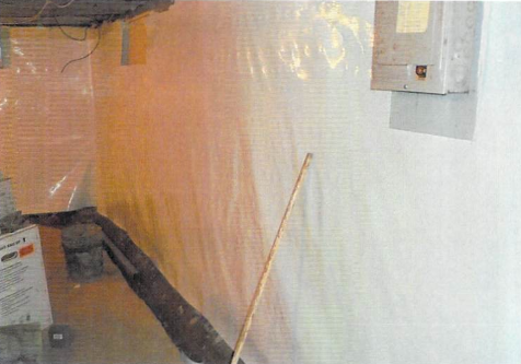 waterproofed basement in Verona, PA