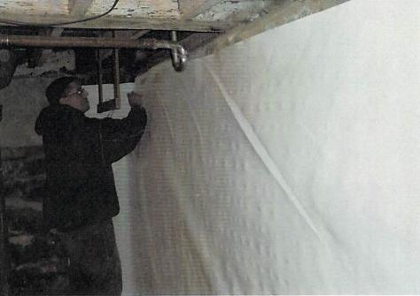 basement waterproofing west virginia