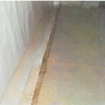 waterproofed basement in Youngstown