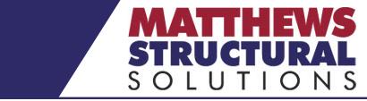 large structural repairs