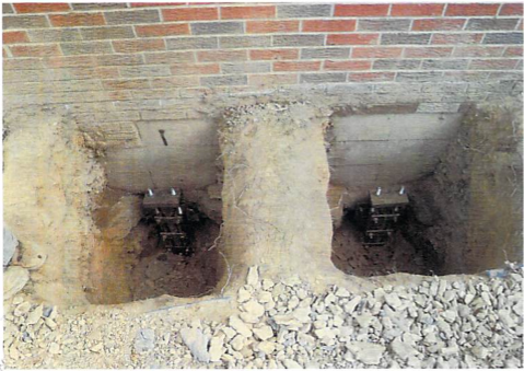 foundation repair in Verona, PA