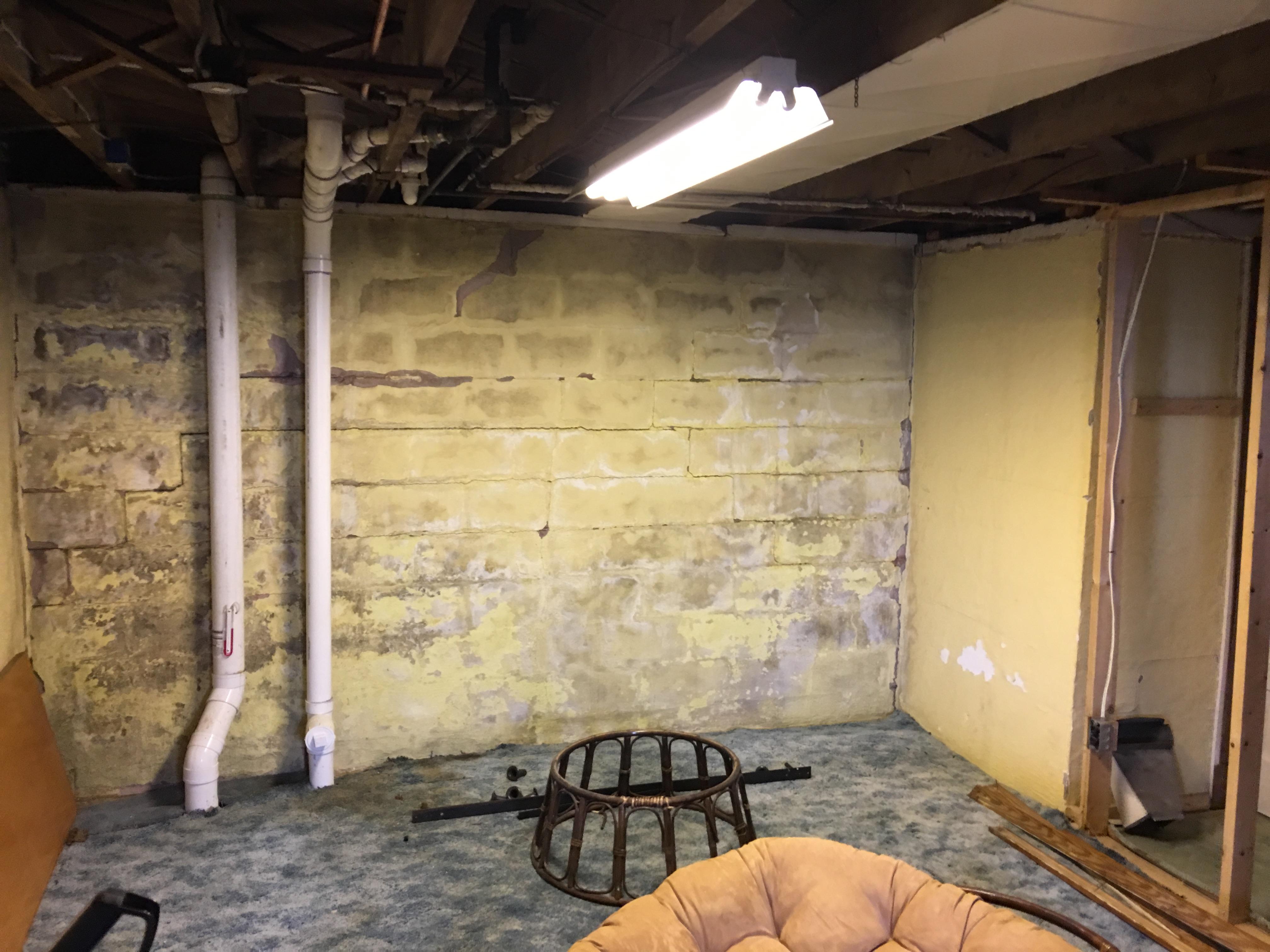 Wet Basement Nightmares In Pittsburgh, PA