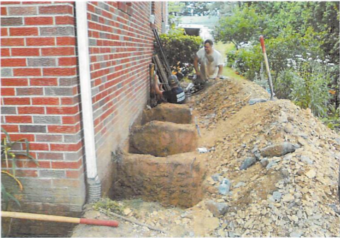 foundation repair in Chillicothe, OH