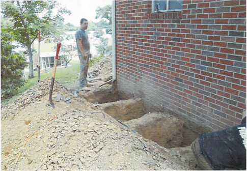 Foundation Repair & Waterproofing in West Virginia
