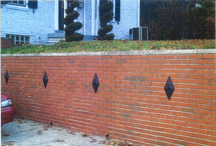 Plate Anchors Matthews Wall Anchor Waterproofing Services
